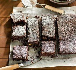 Hazelnut Chocolate Brownies Recipe Better Homes And Gardens - Better homes and gardens brownie recipe