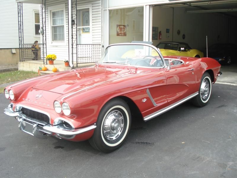 1962 Corvette For Sale In Pennsylvania 327 340hp Correct Dated 1962