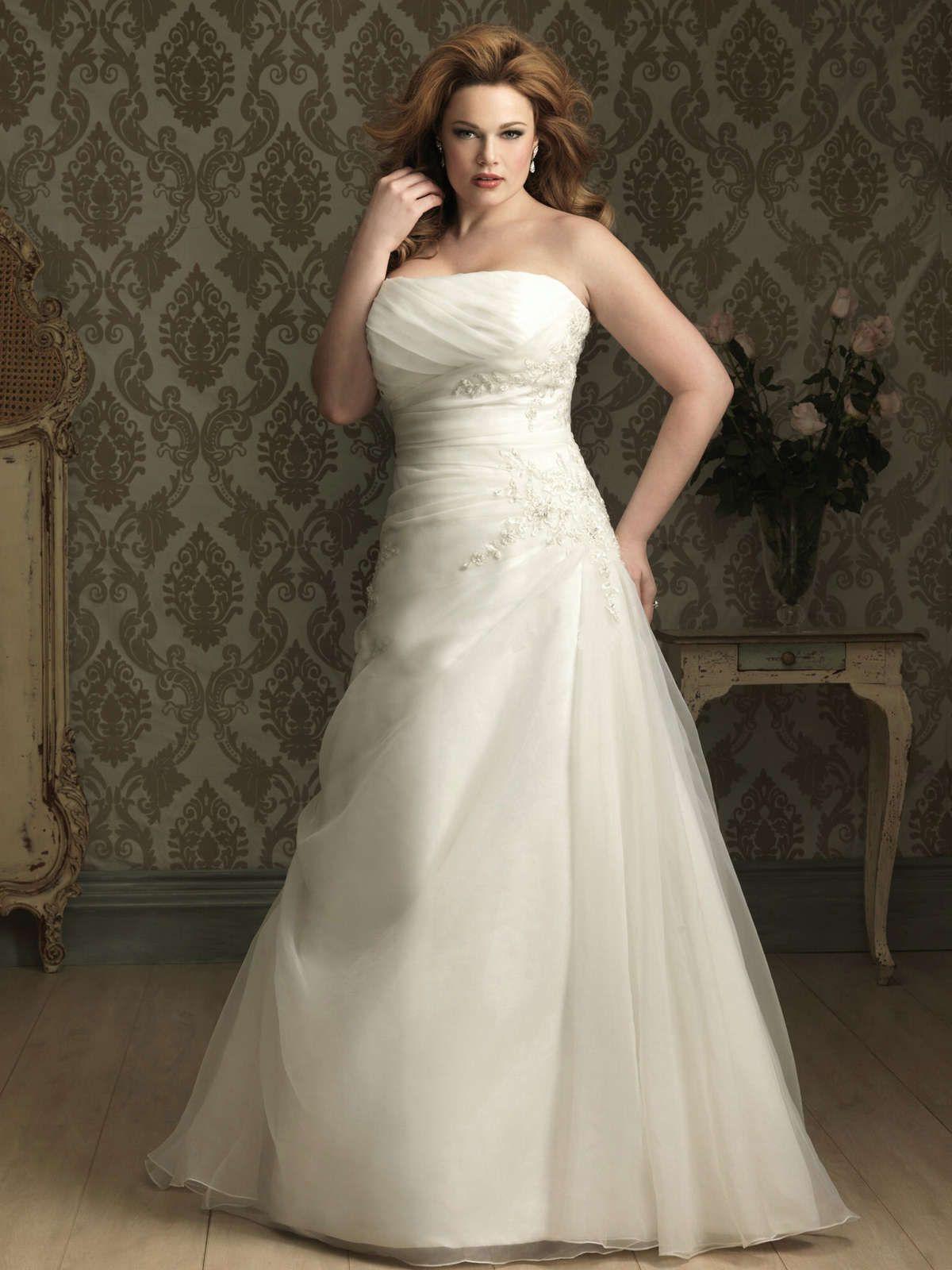 Plus Size Western Wedding Dresses Photos HD | Wedding ...