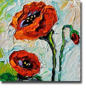 Poppy by B. Sasik