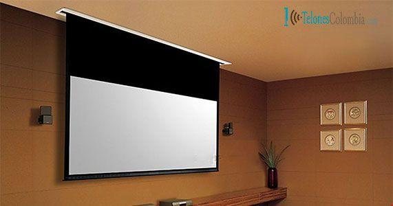 Mantenimiento Y Arreglo De Pantallas De Proyección Pantallas De Proyección Techo De Tela Muebles Para Tv
