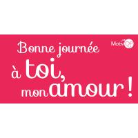 Bonne journée mon amour https://www.pomango.ca/planification-et ...