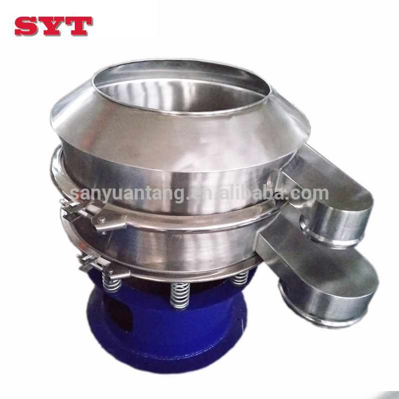 Small Size And Light Weight Powder Sceening Automatic Vibrating