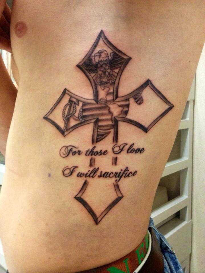 marine corps tattoo tattoos pinterest marine corps tattoos tattoo and tatting. Black Bedroom Furniture Sets. Home Design Ideas