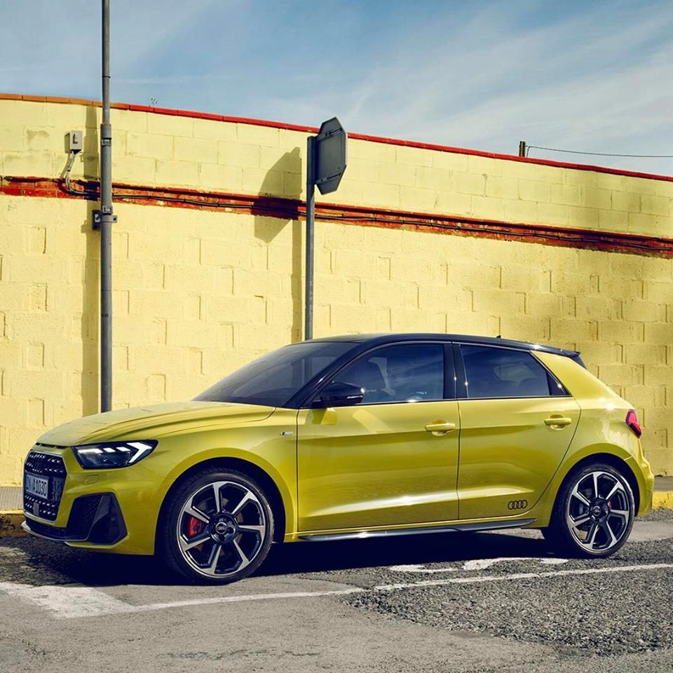 2018 New Audi A1 Audi A1 Audi A1 Sportback Audi