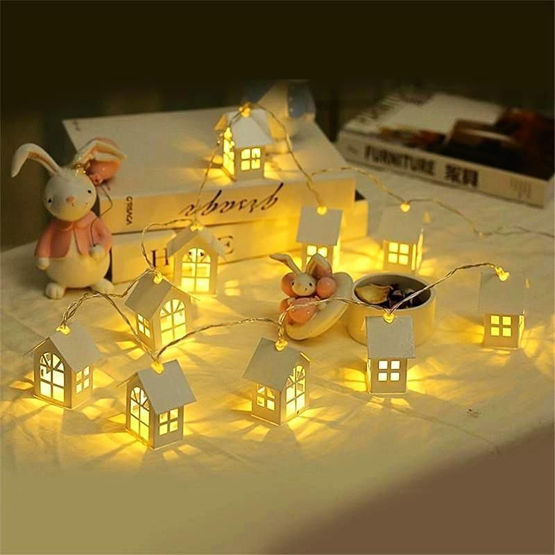 LED House Christmas Decorations in 2018 Products Pinterest