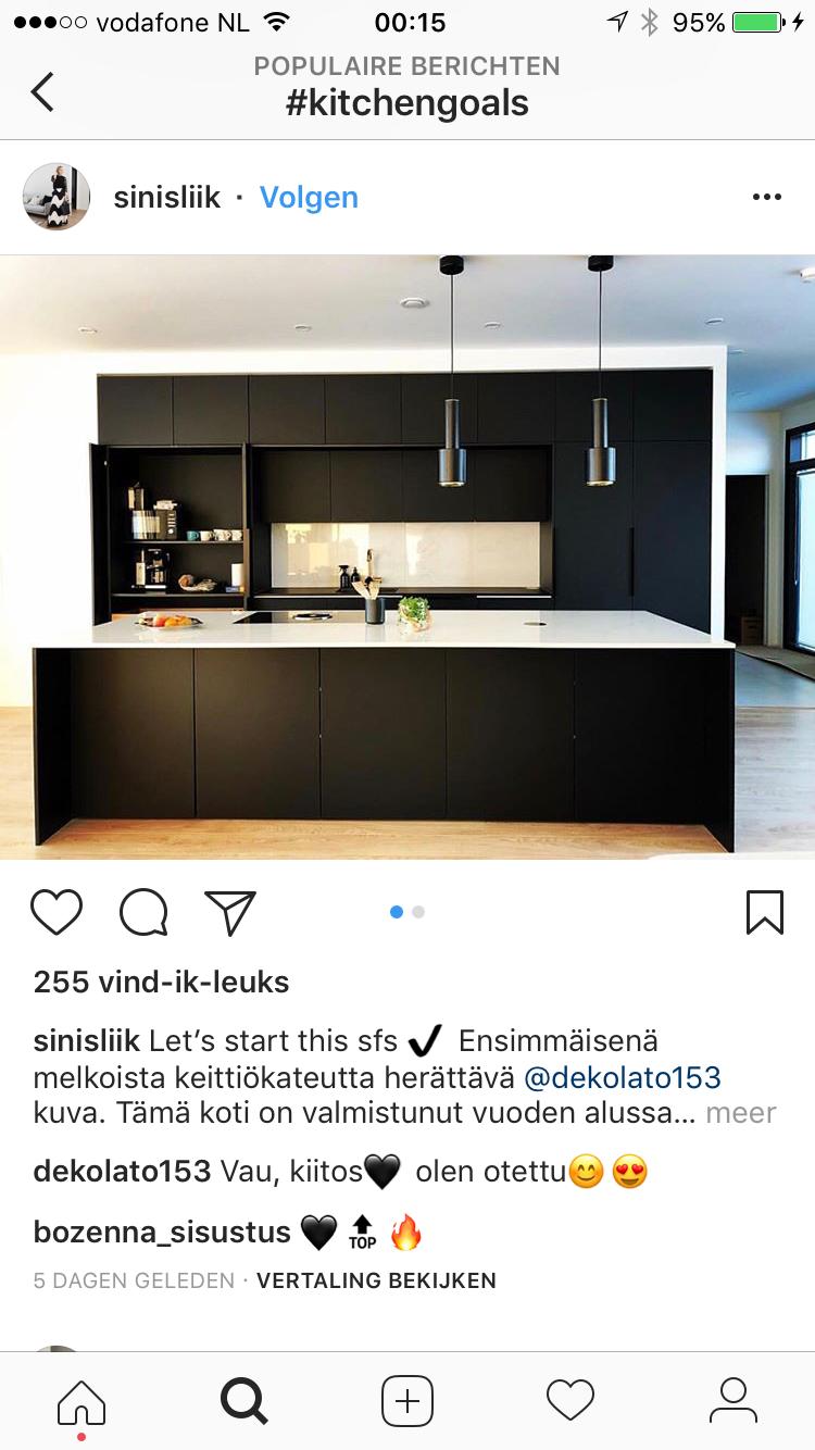 Pin Van Lennie Van Den Hurk Op Keuken Moderne Keukens Keuken Keukens