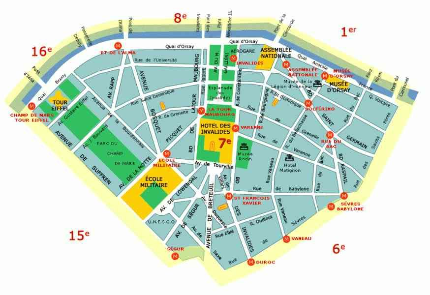 cool Map Paris Districts | Holidaymapq | Paris map, Paris metro, Map
