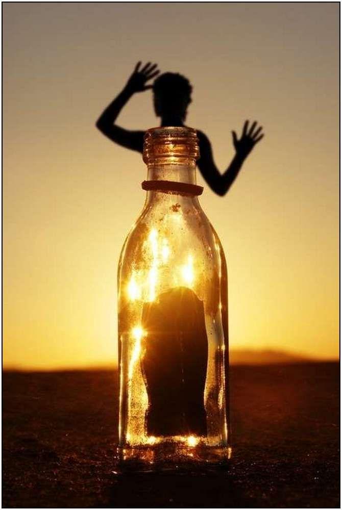Genie In A Bottle...