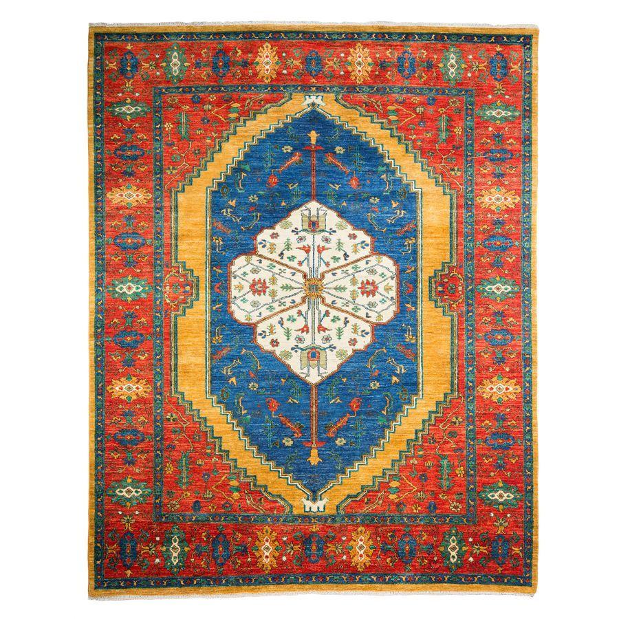 "Adina Collection Oriental Rug, 8'1"" x 9'10"""