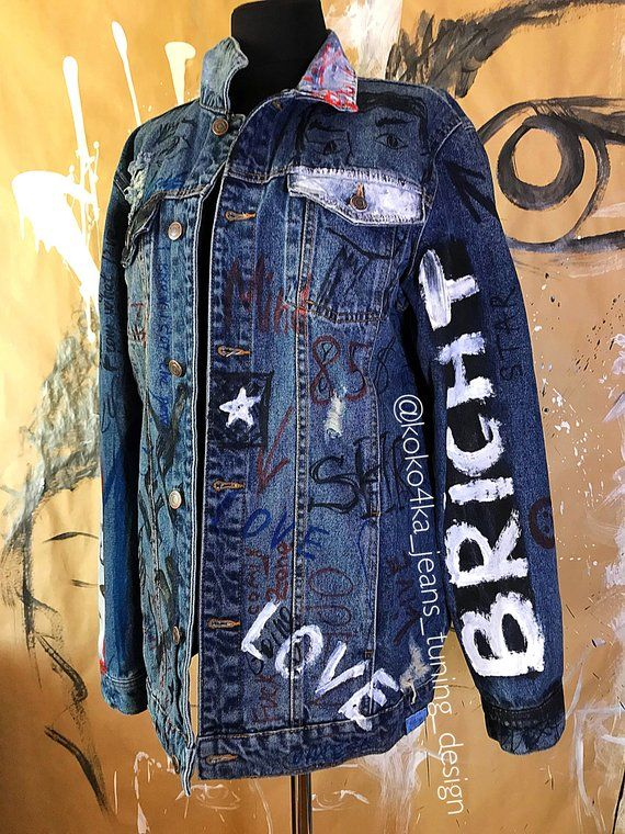 coat graffiti men's graffiti jacket jacket jacket 4L5RjA
