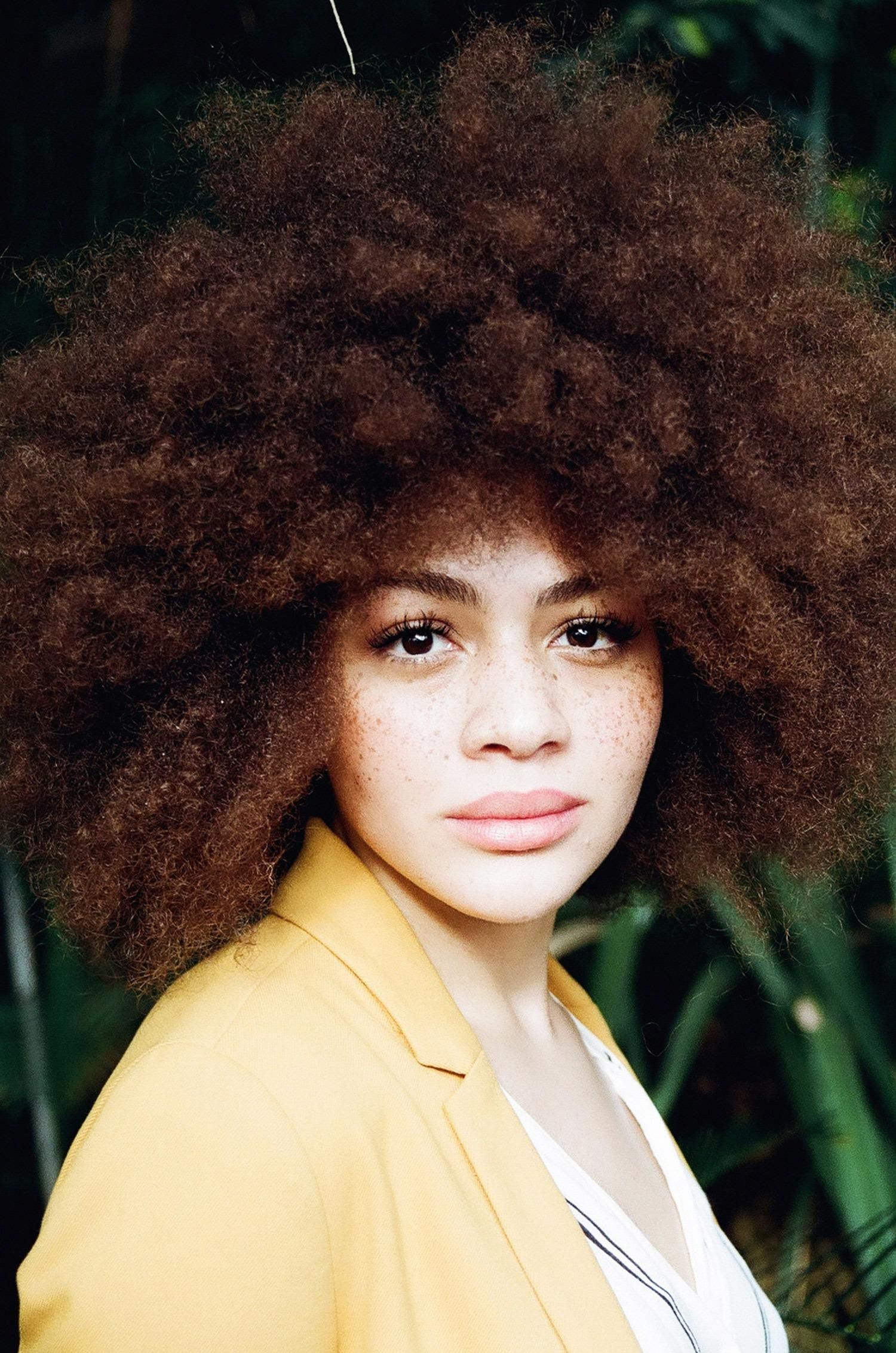 5 African German Women On Natural Hair And Cultural Appropriation Natural Hair Styles Afro Hairstyles Afro Textured Hair