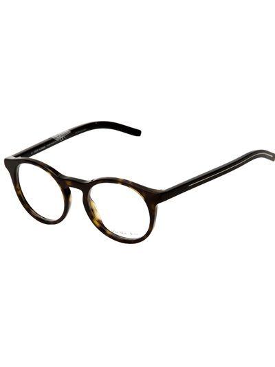 480031704b DIOR HOMME Round Frame Glasses