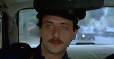 """Emiliano Di Meo in """"Un poliziotto scomodo"""" (1978)"""