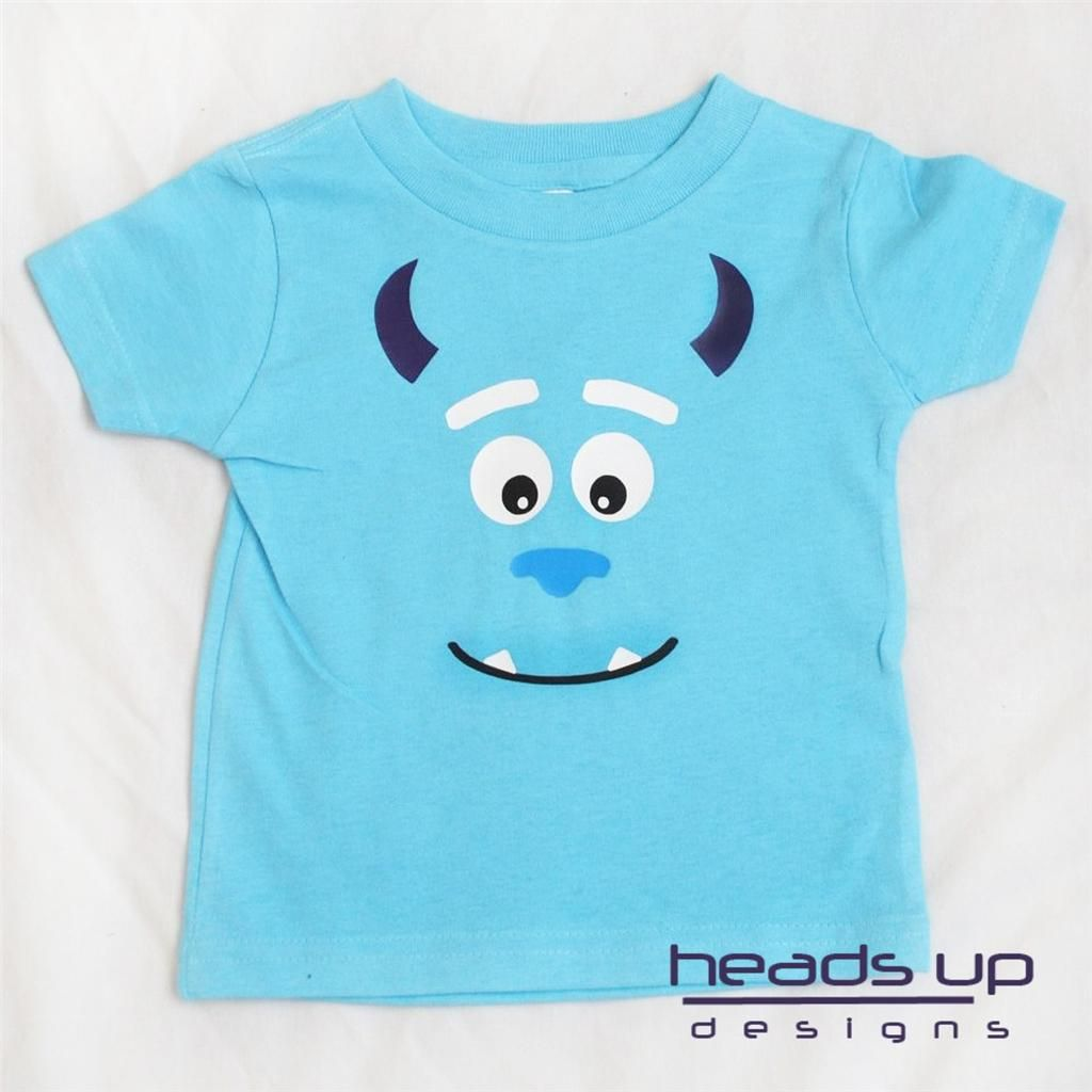 Monsters Inc Sulley Shirt Boy Girl Baby Adult Toddler Onesie .  sc 1 st  Pinterest & Monsters Inc Sulley Shirt Boy Girl Baby Adult Toddler u0026 Onesie ...