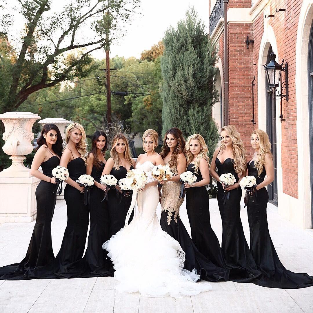 Pin On Black And White Wedding Ideas [ 1080 x 1080 Pixel ]