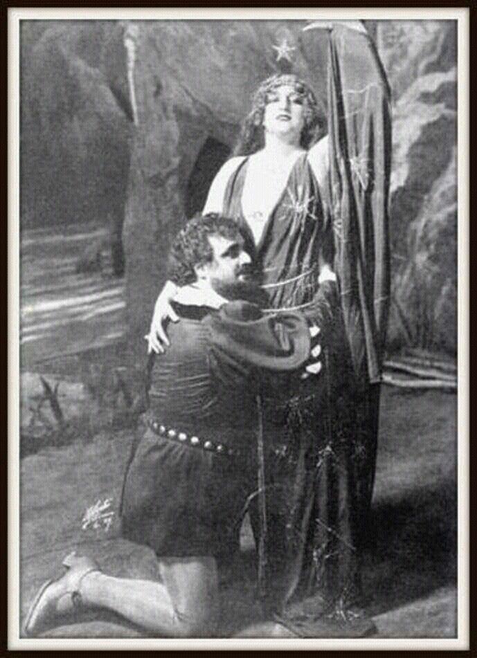 Claudia Muzio & Biniamino Gigli in 'Loreley'