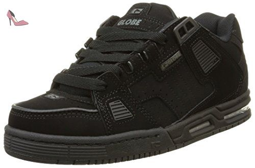 GBMAHALO_Mahalo, Sneakers Basses mixte adulte - Gris - Gris (black wash), 45 EUGlobe