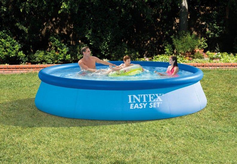12ft X 30in Easy Set Pool Set Easy set pools, Best above