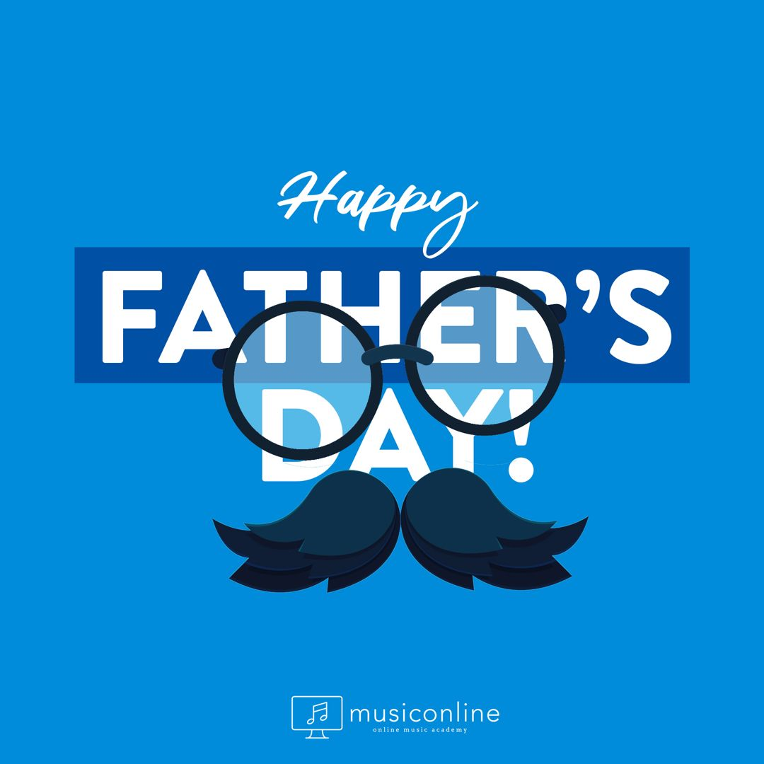 Music is always there for us - right from the very beginning... Just like our beloved families. Today is the day of our heroes, big bosses and the real kings!  Happy Father's Day :)     #musiconline #FathersDay #FathersDay2019 #HappyFathersDay #HappyFathersDay2019 #Piano🎹 #Violin🎻 #MusicCourse #LearnMusic #GoodVibesOnly💯 #HappySundayEveryone #HappySundays #HappyVibes