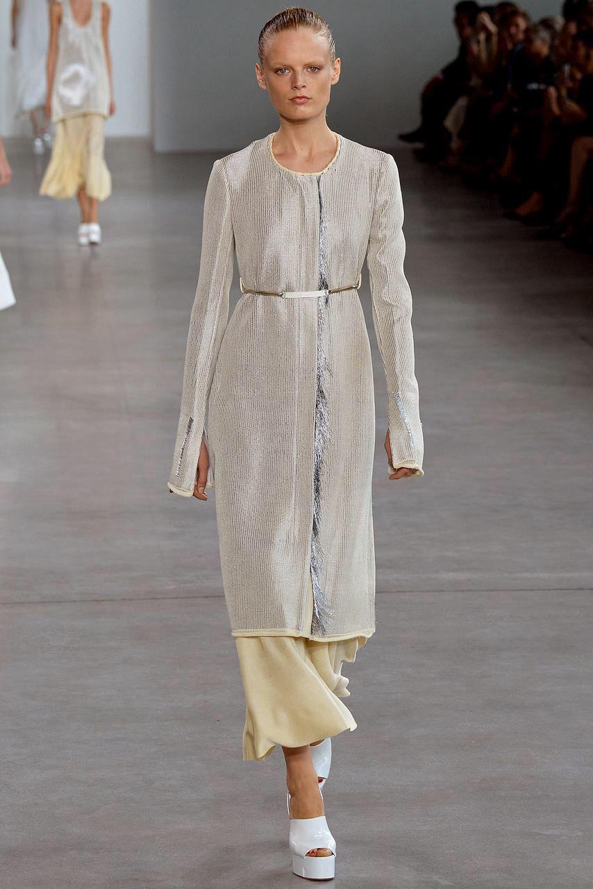 Calvin Klein Collection, Look #22
