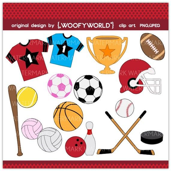 Clip art | sports themed party | Sports, Sports clips ...  Leopard
