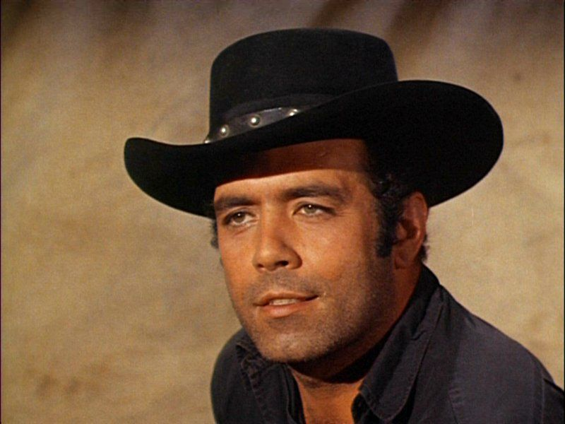 Image result for pernell roberts in bonanza