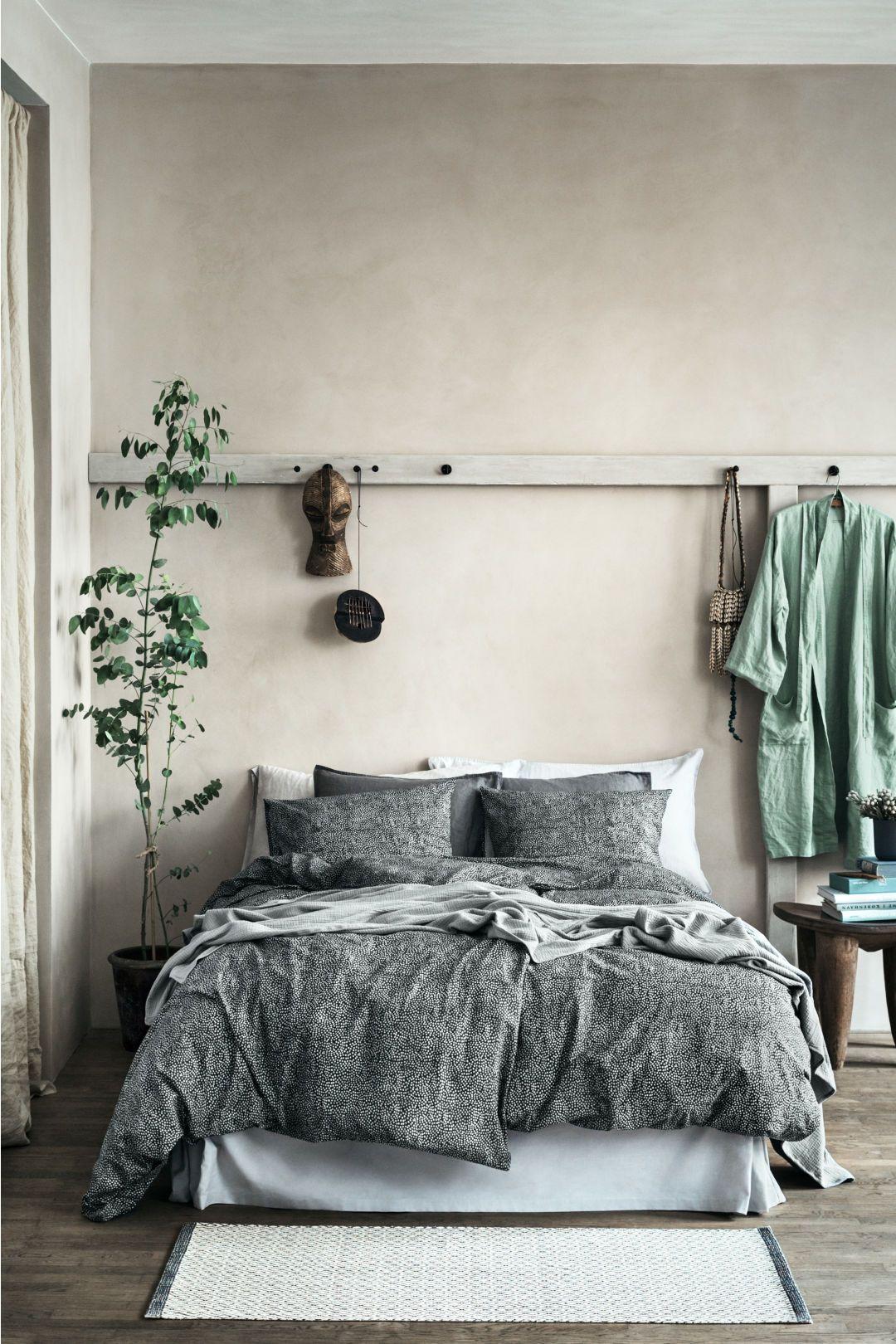 Photo of Leinen-Kopfkissenbezug – Grau – Home Tutti   H&M DE