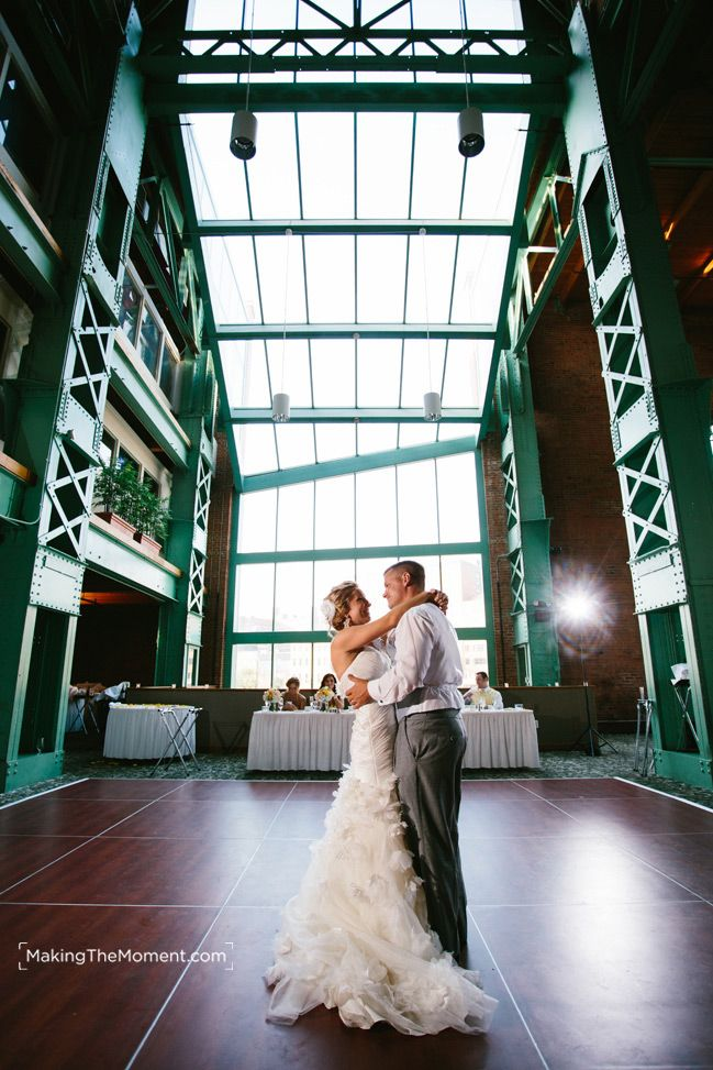 Wedding Photography At Windows On The River