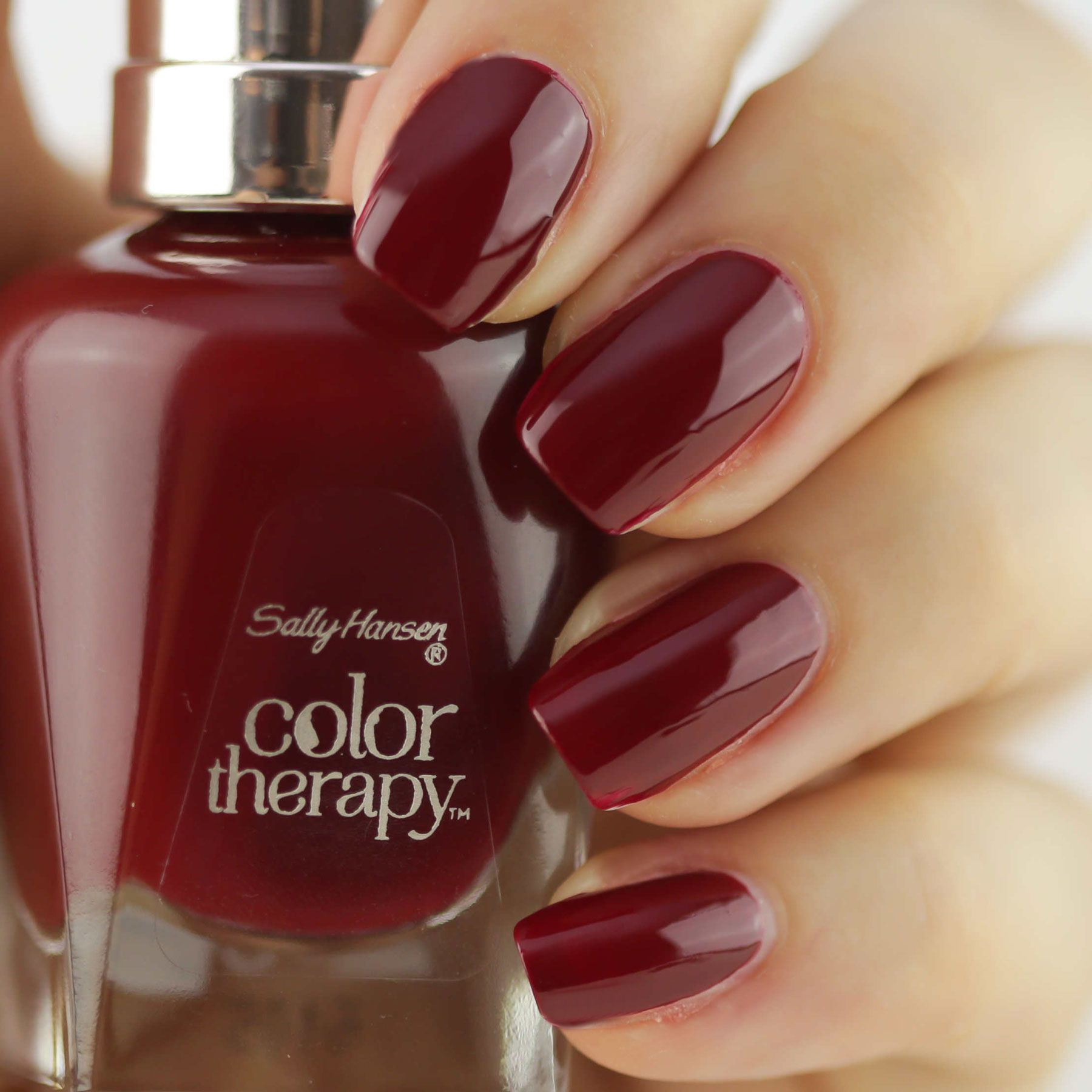 Colour therapy for marriage - Sally Hansen Color Therapy Unwined