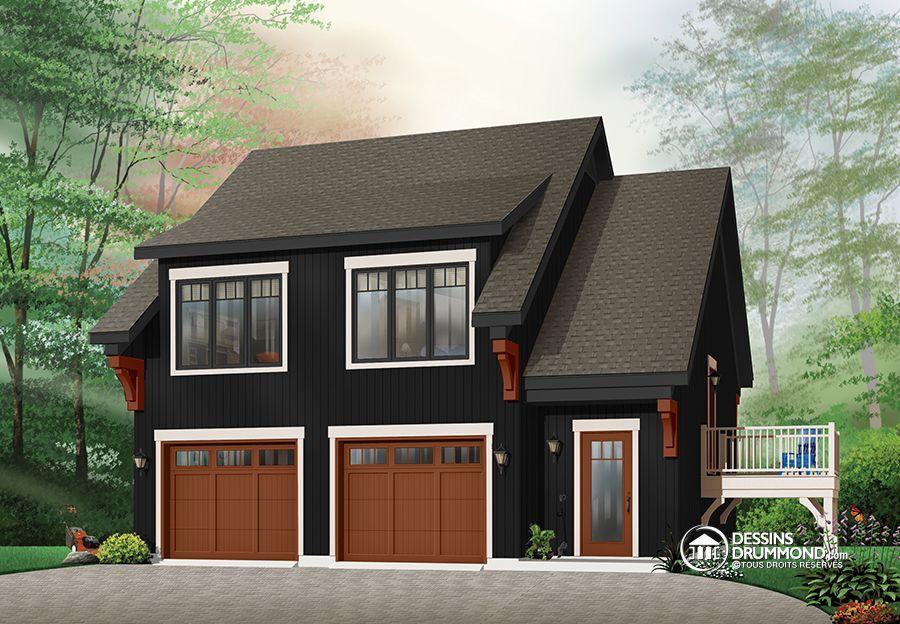 Détail du plan de Maison unifamiliale W3933 idée pour maison
