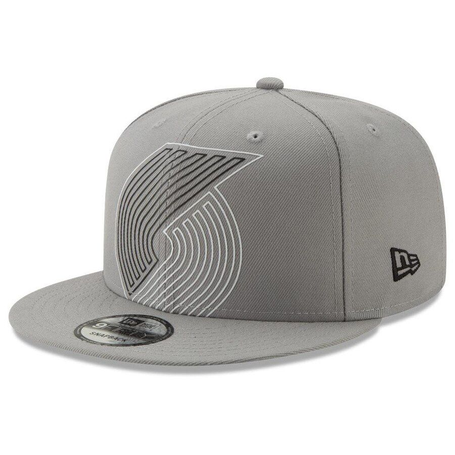 brand new best website top brands Portland Trail Blazers New Era Light It Up 9FIFTY Snapback Hat ...