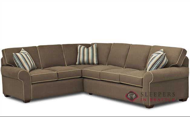 Hayward Small U Shaped Sectional Sofa In Slate Black Polyfiber Linen Fabric In 2020 U Shaped Sectional Sofa Small Room Design Sectional Sofa