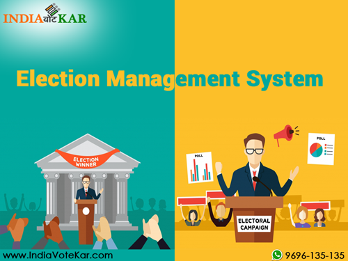 Security and auditability are some of the defining advantages of Smartmatic's EMS, a system that allows you to configure any type of automated election in a flexible and practical way.  Get More Detail Visit Website: http://indiavotekar.com/online-election-campaign  Visit Twitter Profile: https://twitter.com/indiavotekar  Visit Facebook Profile: https://www.facebook.com/IndiaVoteKar  Phone No.: +91 8605086050  Email Id: info@indiavotekar.com