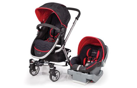 Fuze Travel System With Prodigy 174 Infant Car Seat 480