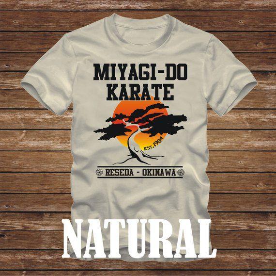 a260e924 MIYAGI DO Karate Reseda Okinawa T-Shirt -Adult sizes Many colors-fun 80s  movie-the karate kid daniel