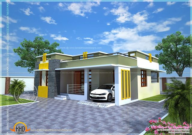 More Than 80 Pictures Of Beautiful Houses With Roof Deck Kerala House Design House Plans With Pictures Modern House Plans