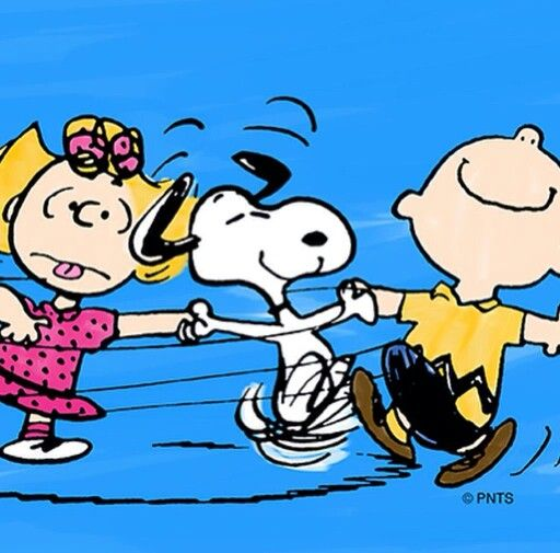 U0027I Love My Familyu0027, Charlie Brown, Sally, And Snoopy.