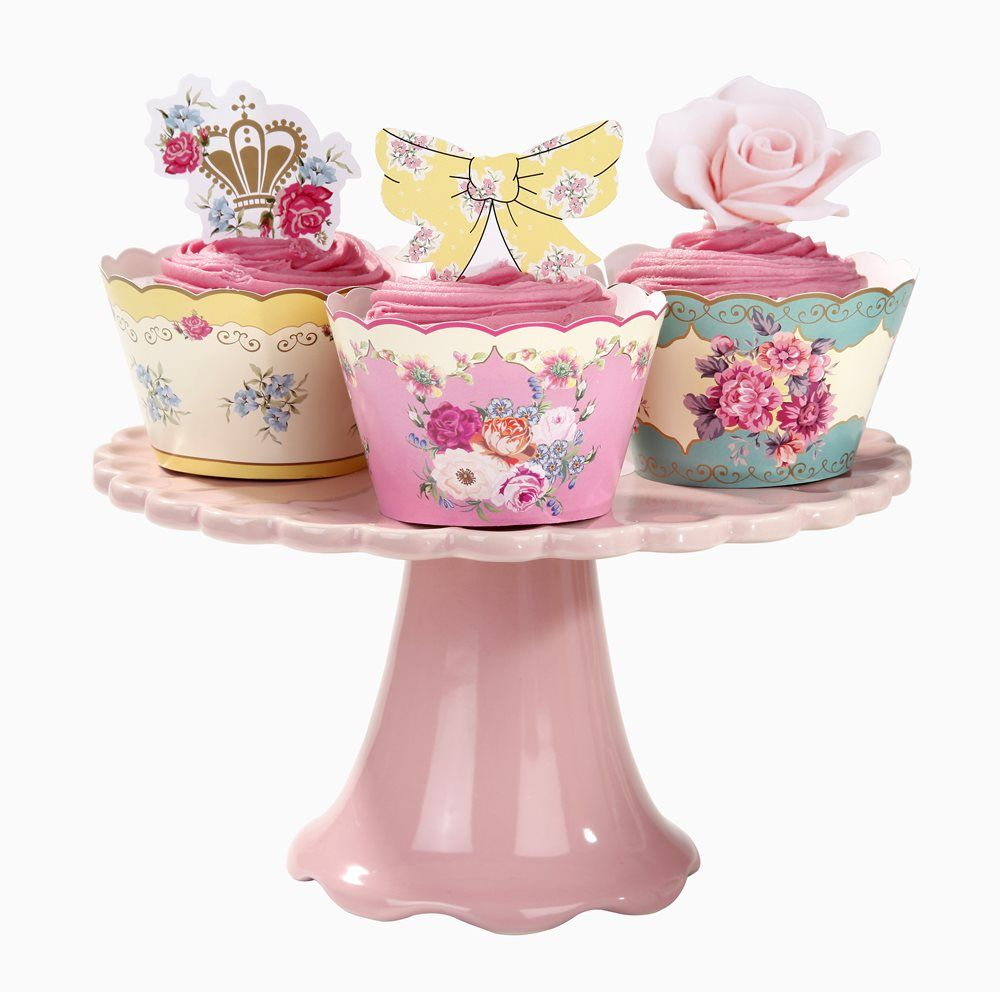 Truly Scrumptious Cakewrap & Toppers | Talking Tables