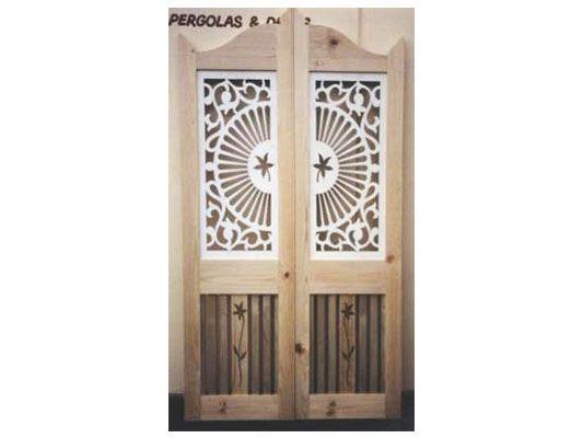 batwing doors - Google Search  sc 1 st  Pinterest & batwing doors - Google Search | swinging doors | Pinterest ... pezcame.com
