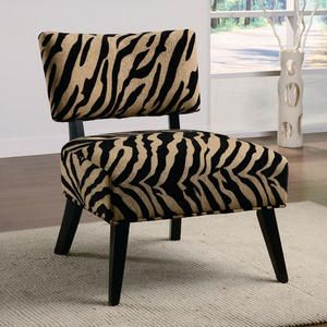accent chair | Accent chairs, Coaster furniture, Printed ...