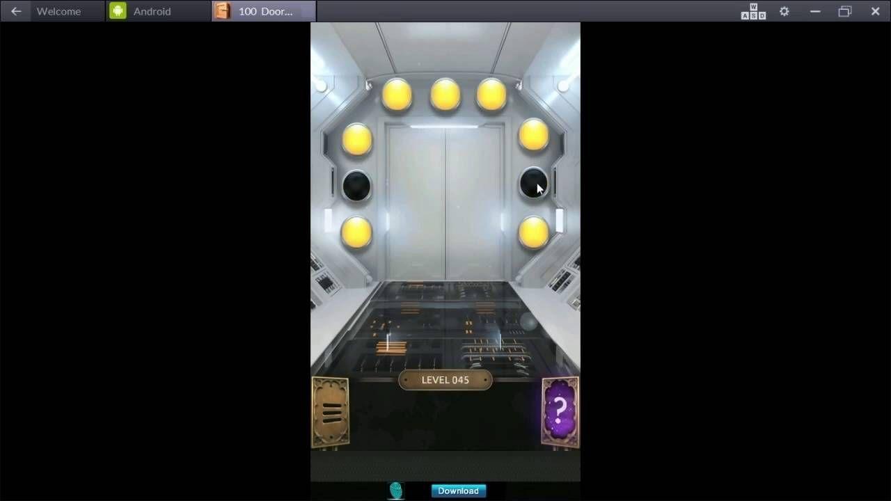 100 Doors Challenge 40 50 Son Video Oyunlari
