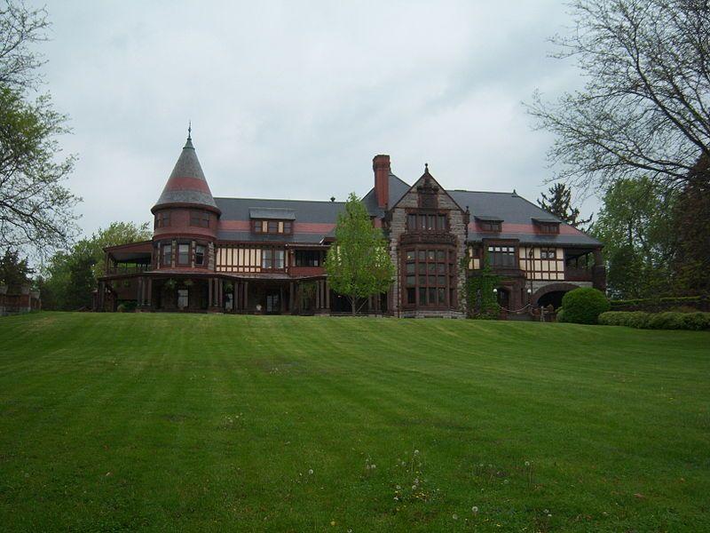 Sonnenburg Mansion, Canandaigua, NY Beautiful historic