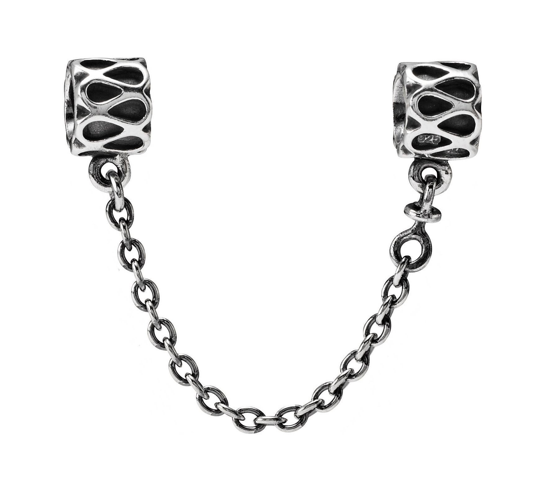 Pandora Safety Chain Raindrop 5cm 79031505 Pandora