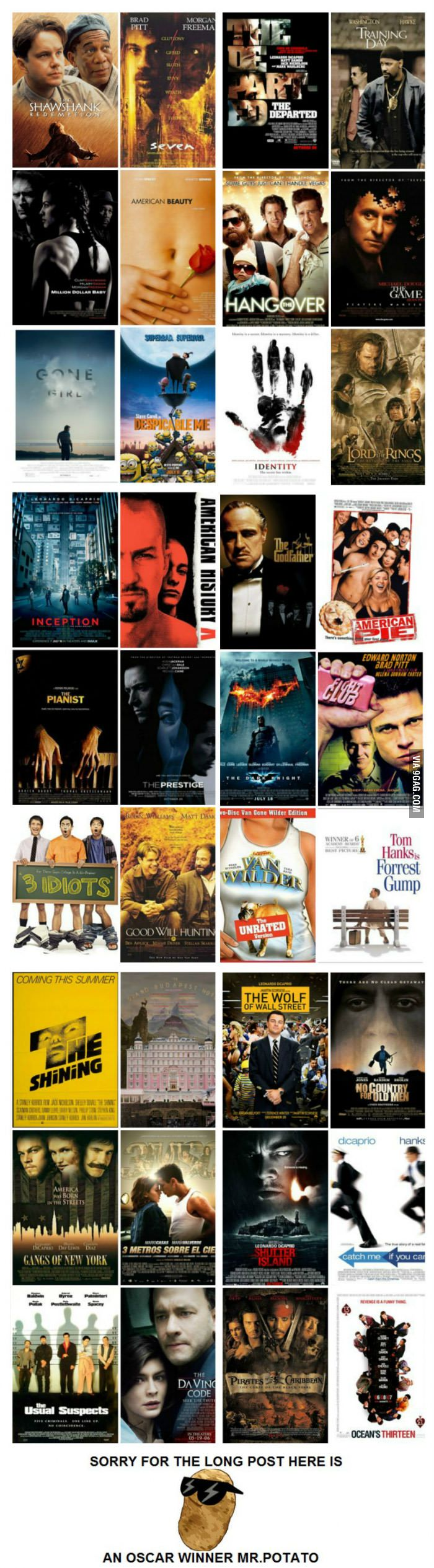 What interesting movies you can watch 9
