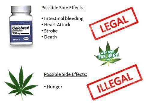 0010 Celebrex vs Marijuana My Style Cannabis, Drugs, Weed
