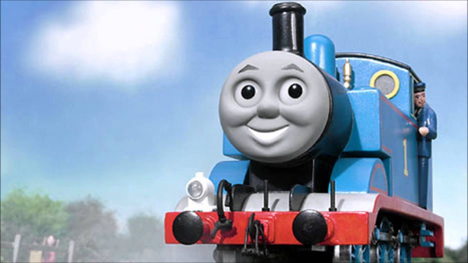 Thomas the Tank Engine wallpapers Crazy Frankenstein | HD Wallpapers ...