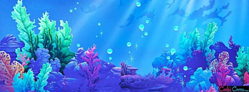 little mermaid twitter headers cover pics for facebook