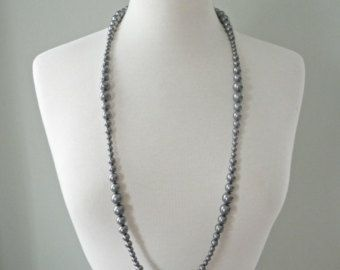 Etsy の SALE 4 left: Bubbly Necklace  by DemoiselleDesigns