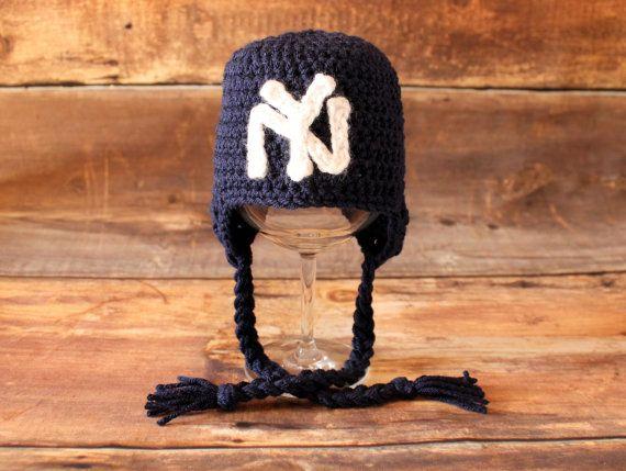 b85bc41f2 NY Yankees Hat - Newborn baby toddler child infant New York Yankees ...